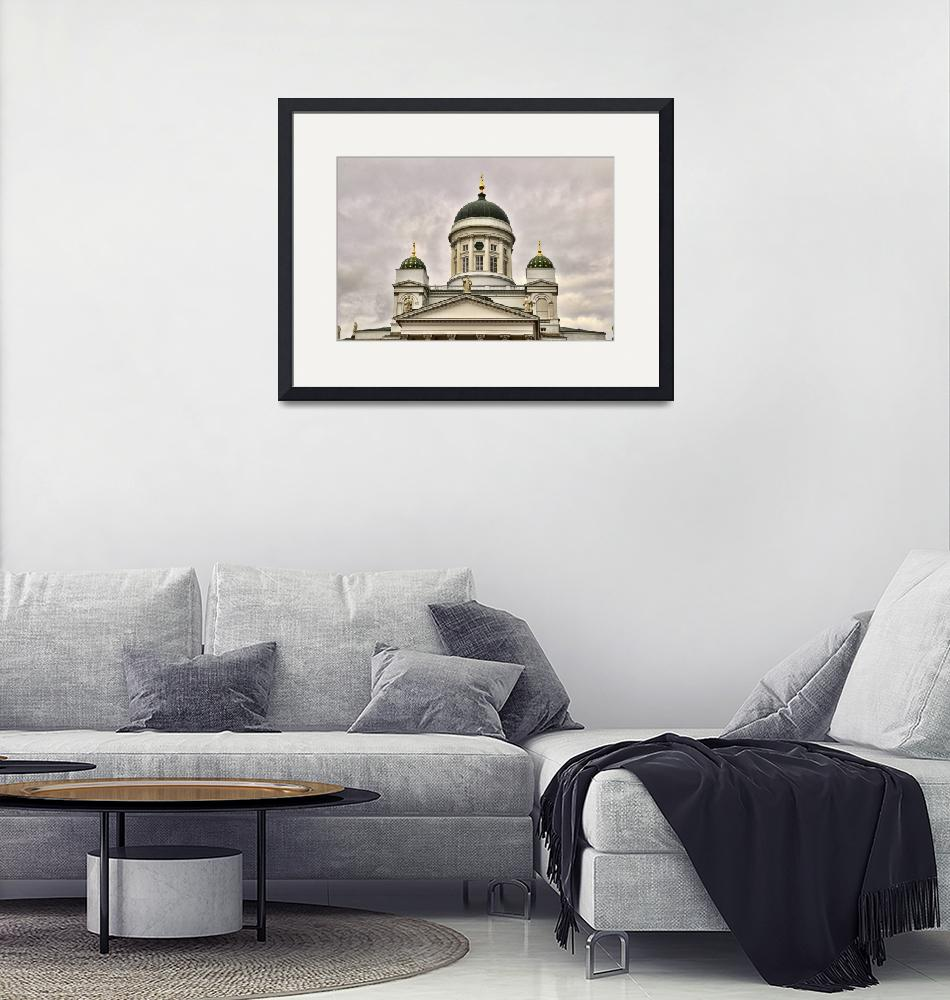 """""""Helsinki Cathedral""""  (2012) by PaulCoco"""