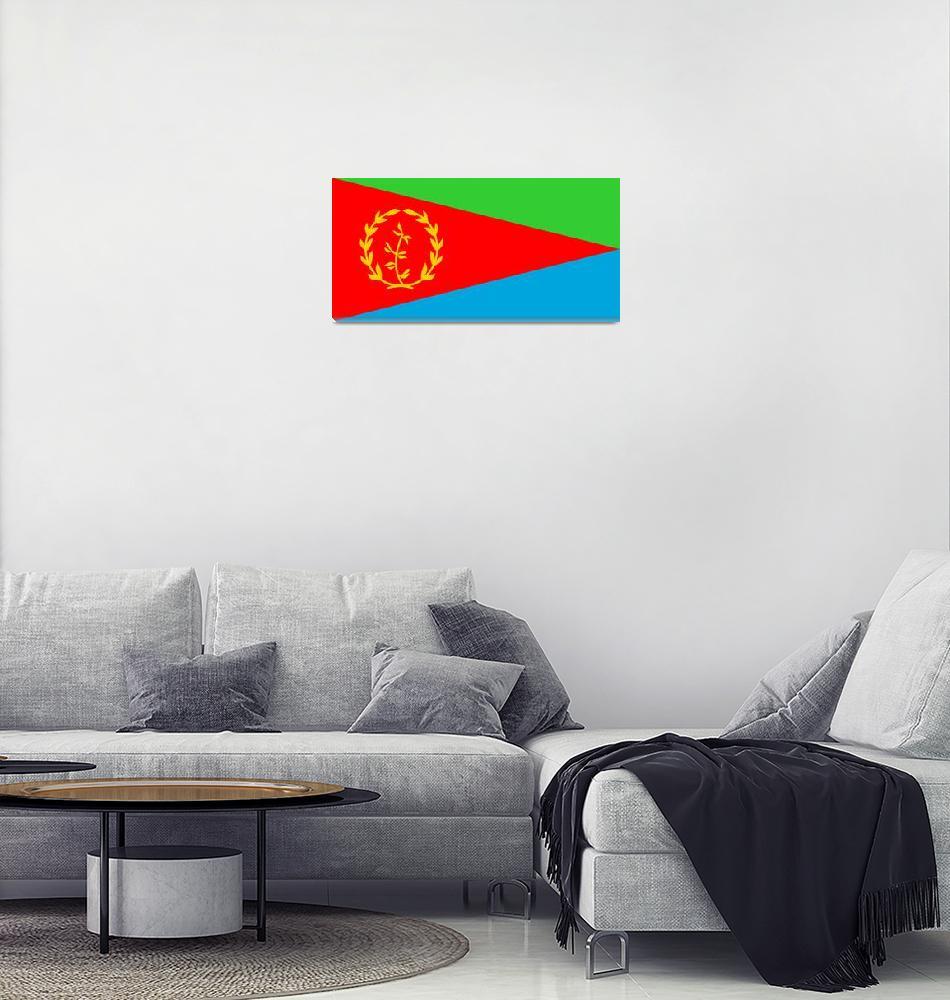 """""""Eritrea""""  by tony4urban"""