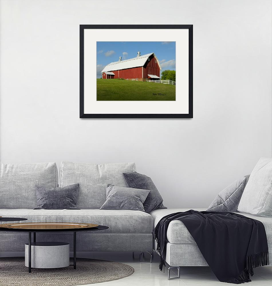 """Laumann Barn""  (2008) by rtremblay"