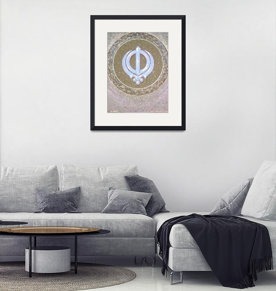 """Khanda 1""  by SikhPhotos"