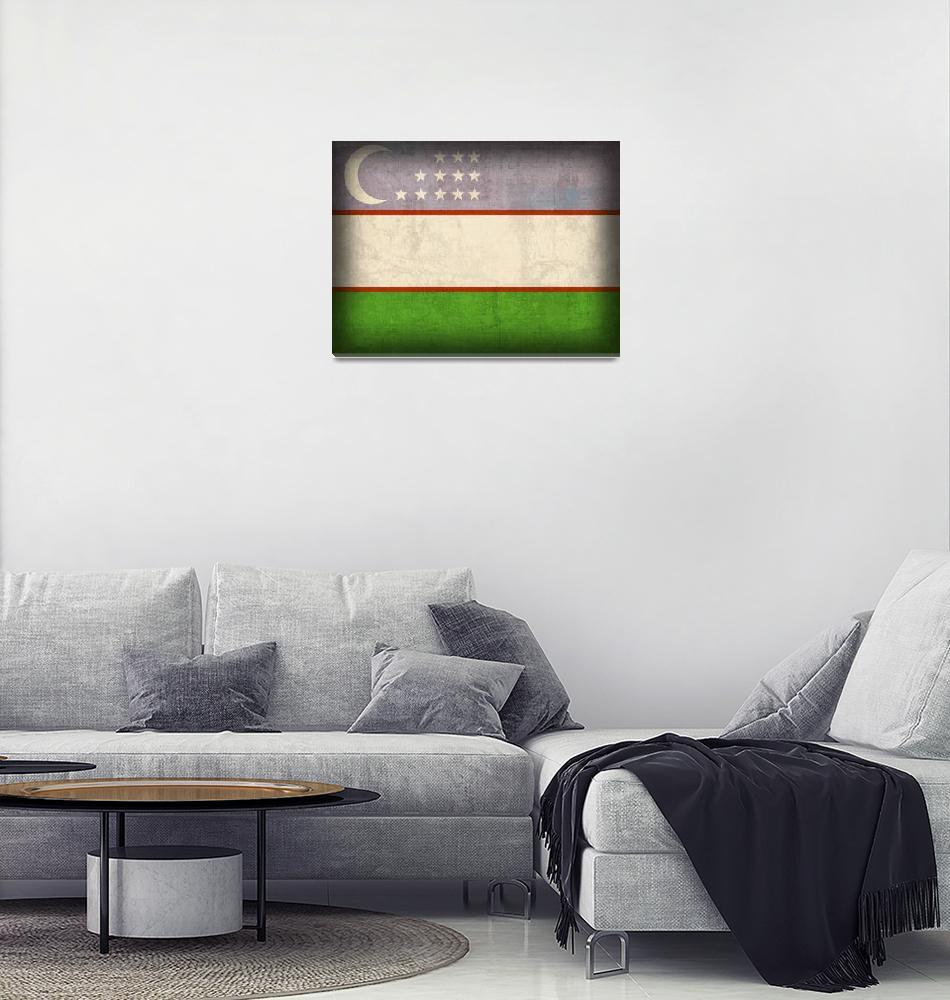 """Uzbekistan""  by artlicensing"