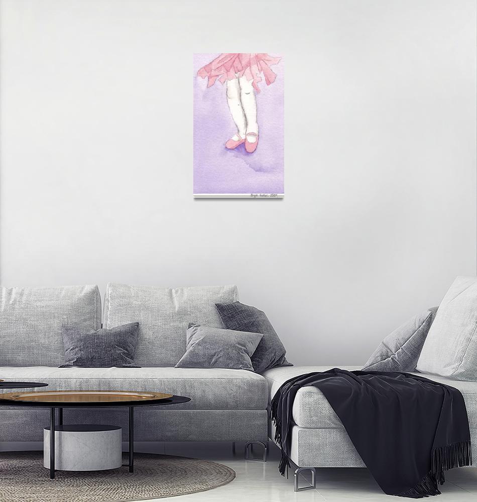 """Ballerina Feet""  (2009) by angiekolbet"