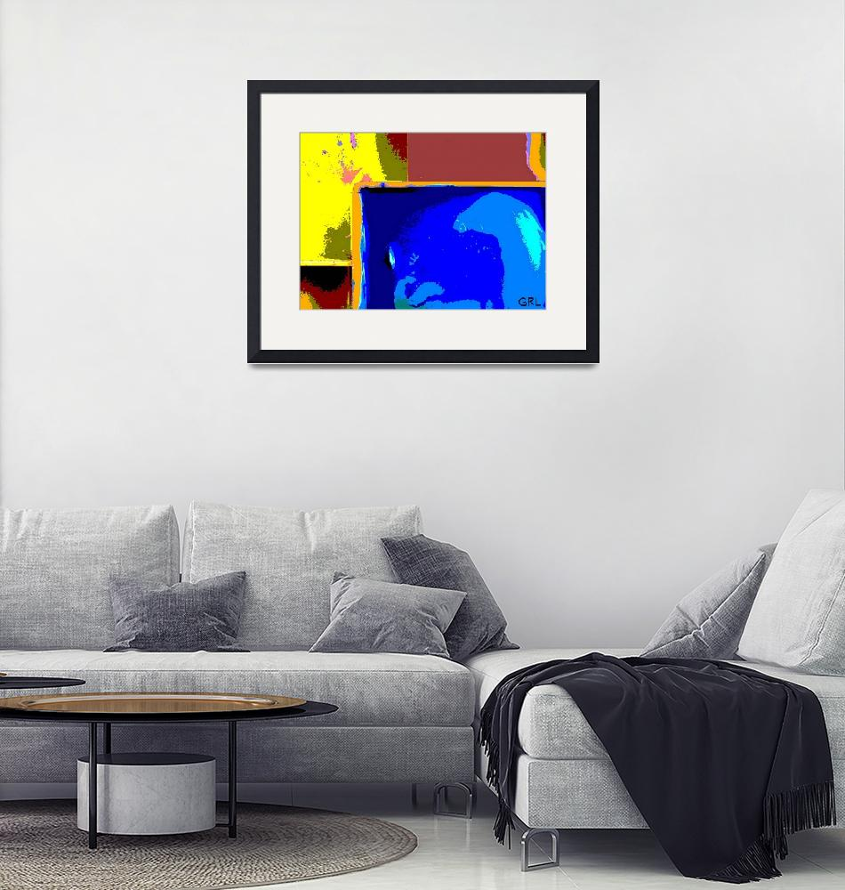 """FINE ART DIGITAL PRINT N1c 3""  by grl"