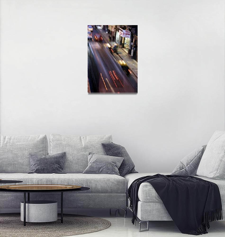 """Argie Street""  (2006) by BalancedArt"