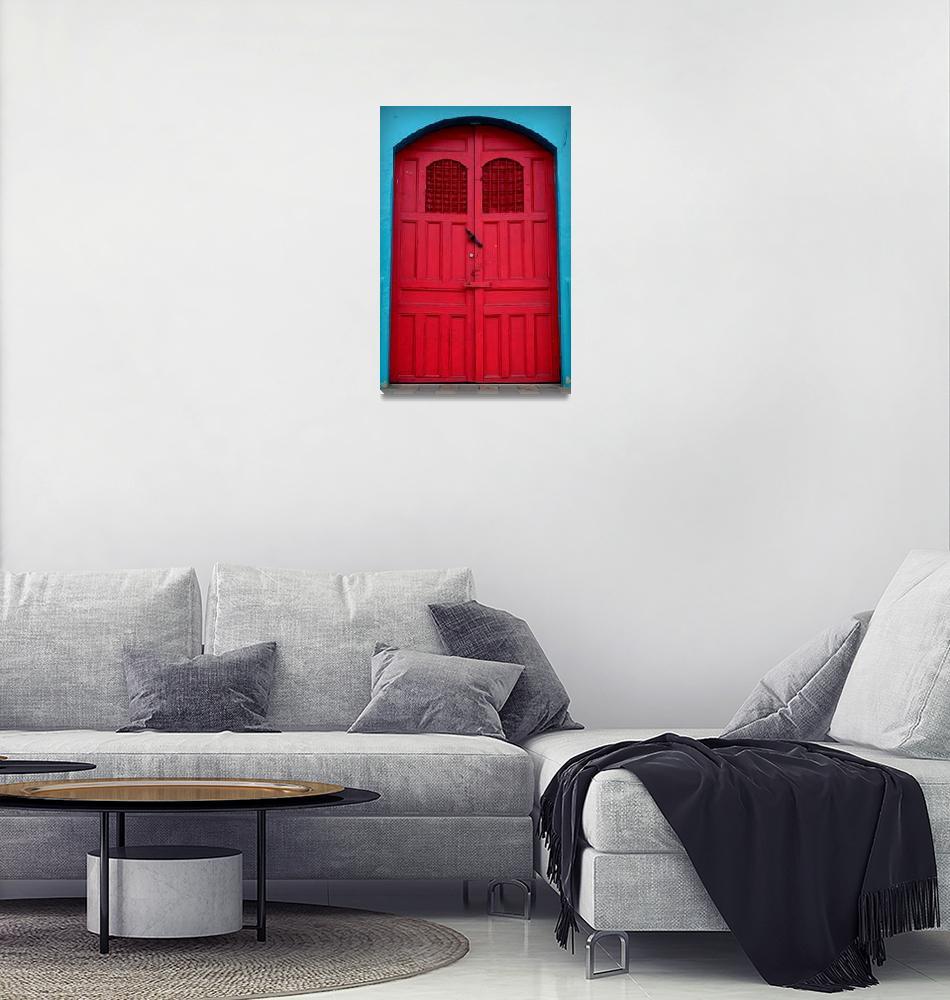 """""""Nicaraguan Door""""  by nyah14"""