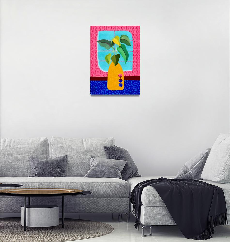"""""""Miami Deco Still Life""""  (2019) by moderntropical"""