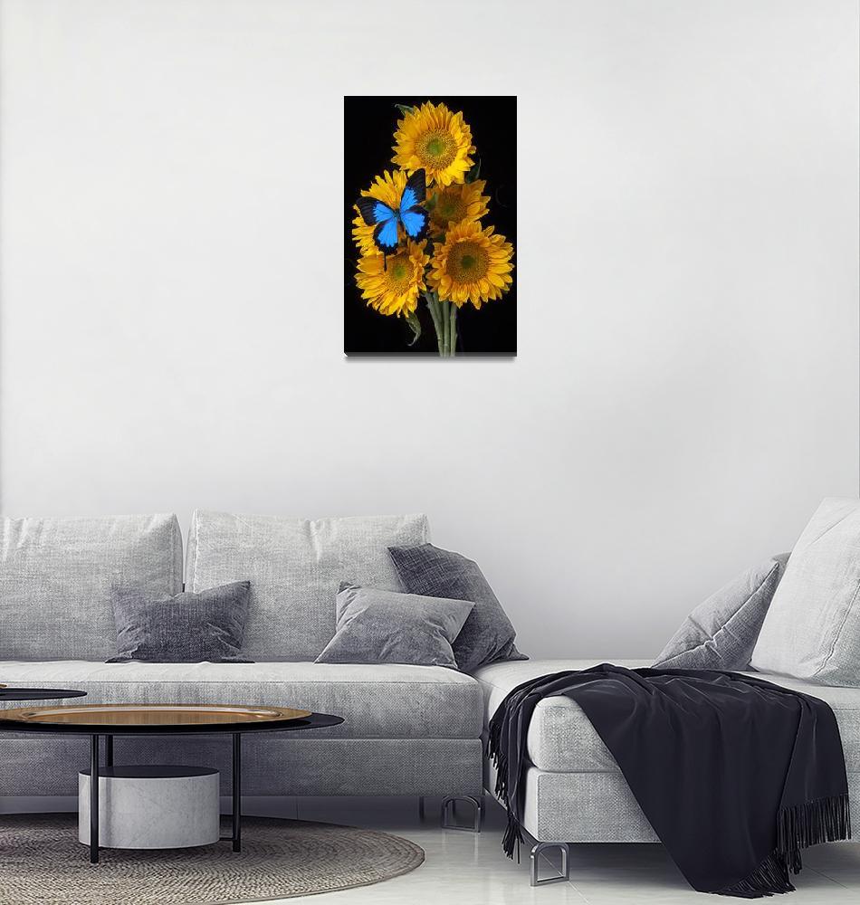 """Sunflower bouquet""  (2012) by photogarry"