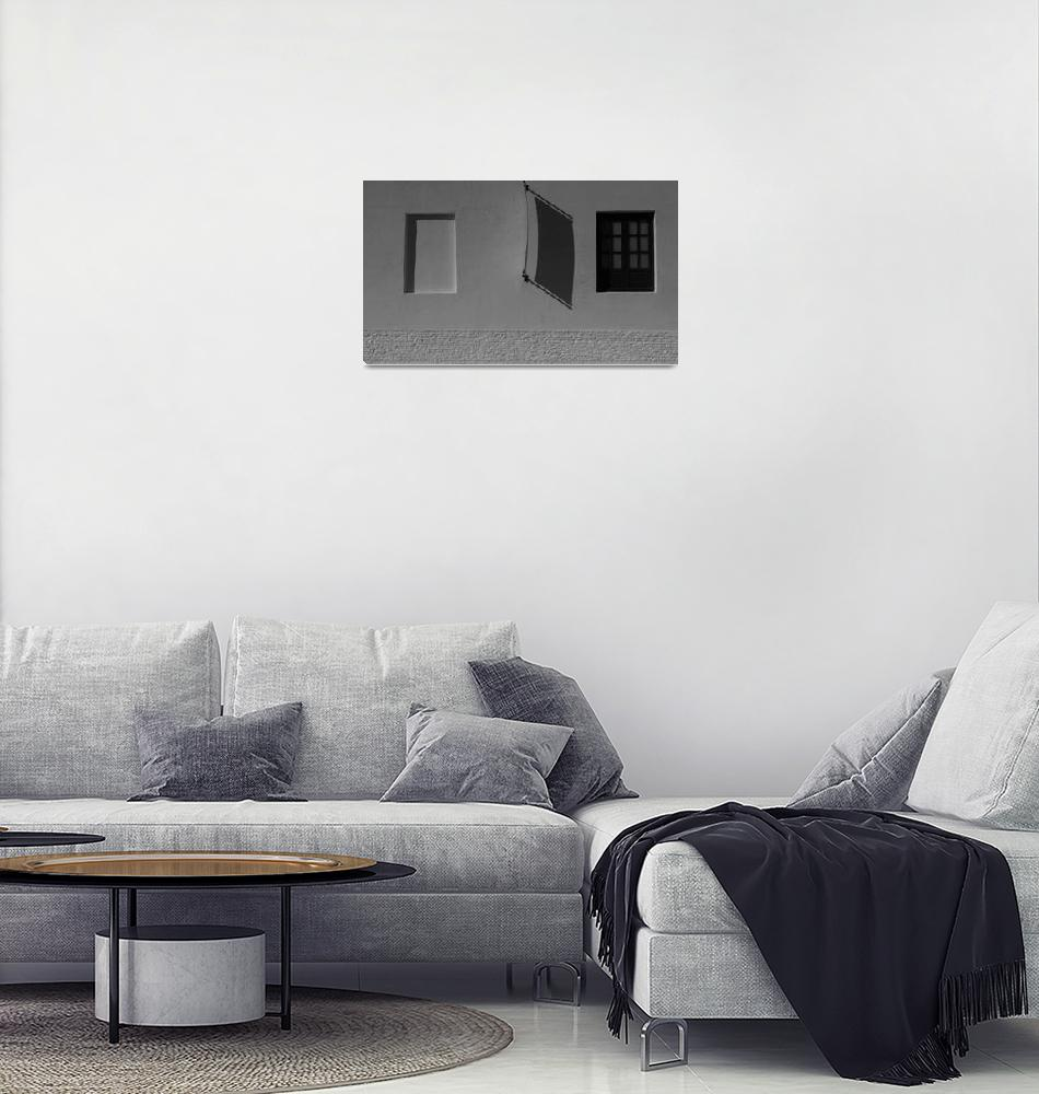 """Wall Geometries""  (2007) by fabdany"