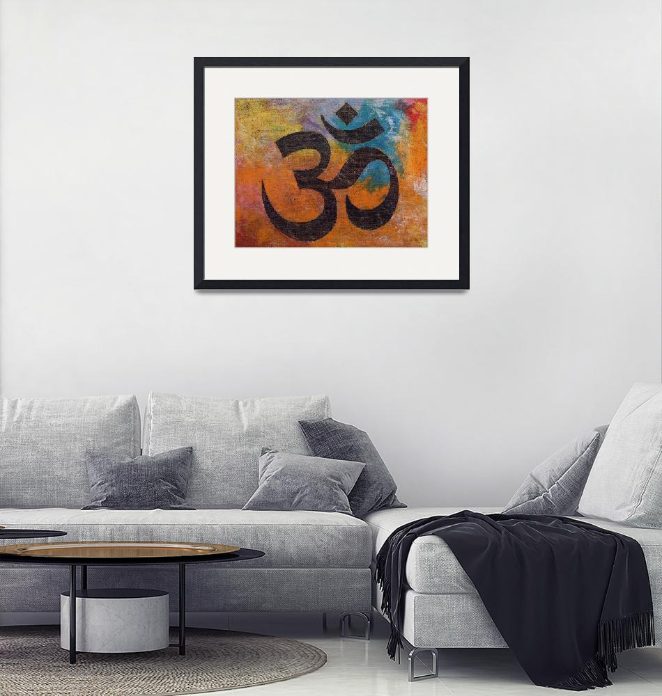 """""""Om""""  by creese"""