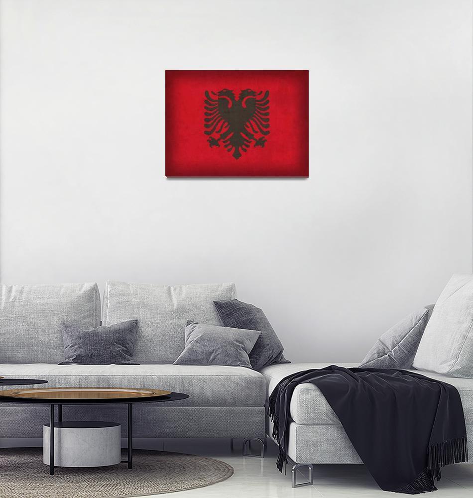 """Albania""  by artlicensing"