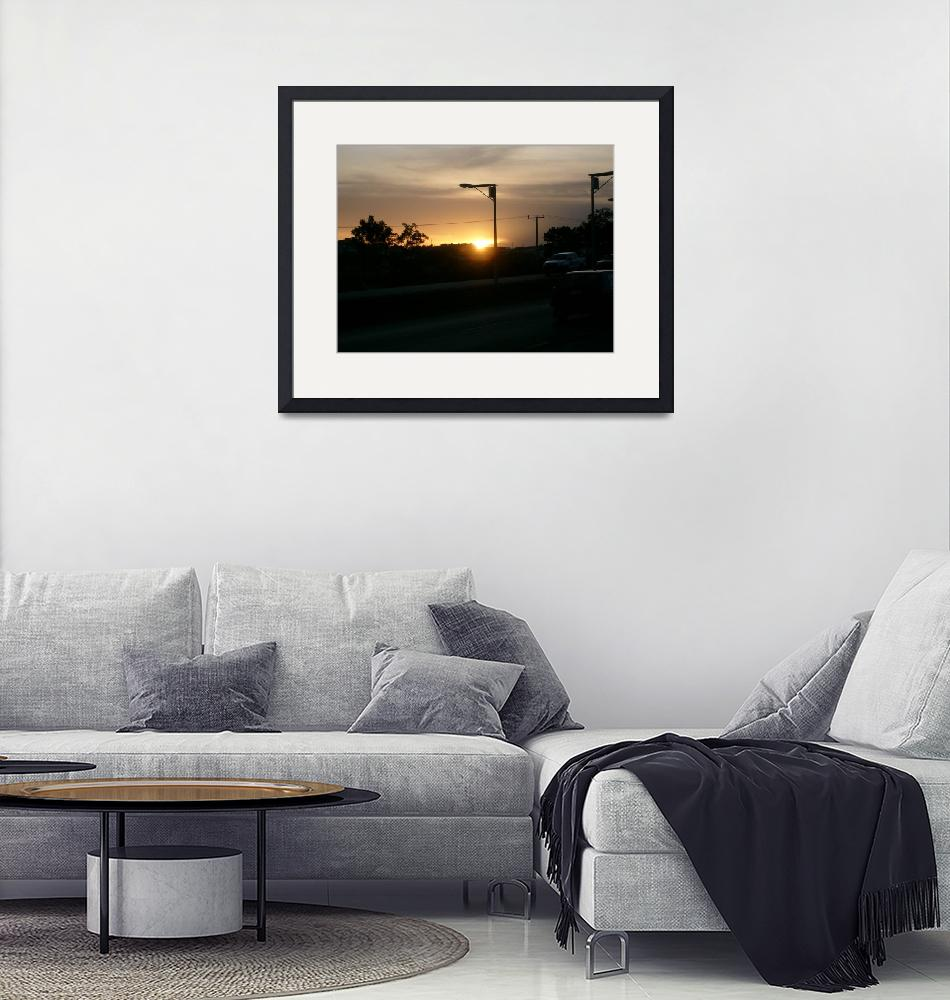 """""""Abuja Sunset""""  (2008) by awababy"""