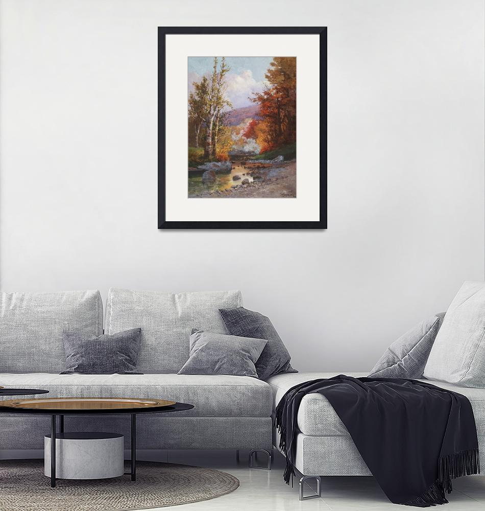 """Autumn in the Berkshires""  by fineartmasters"