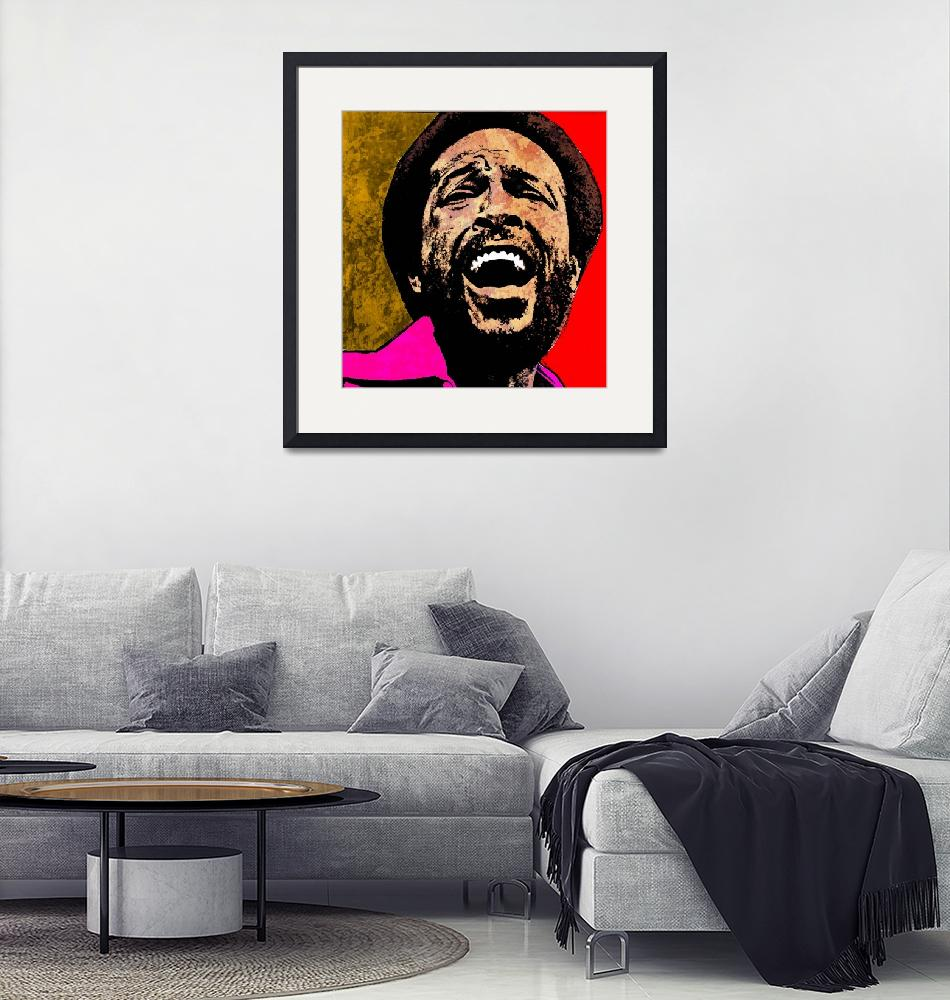 """""""marvin-gaye-2""""  by thegriffinpassant"""