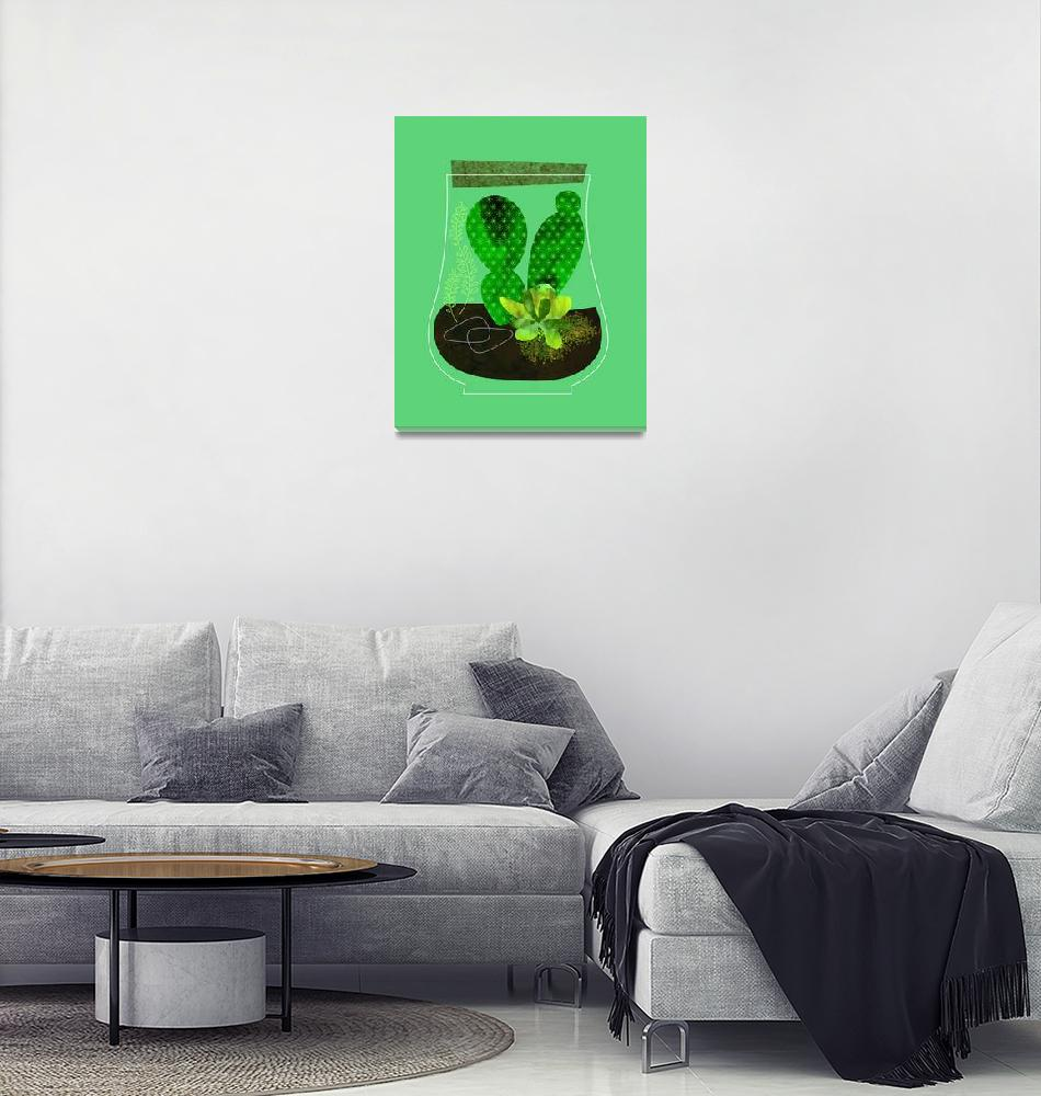 """""""Cacti""""  (2012) by eleanorgrosch"""