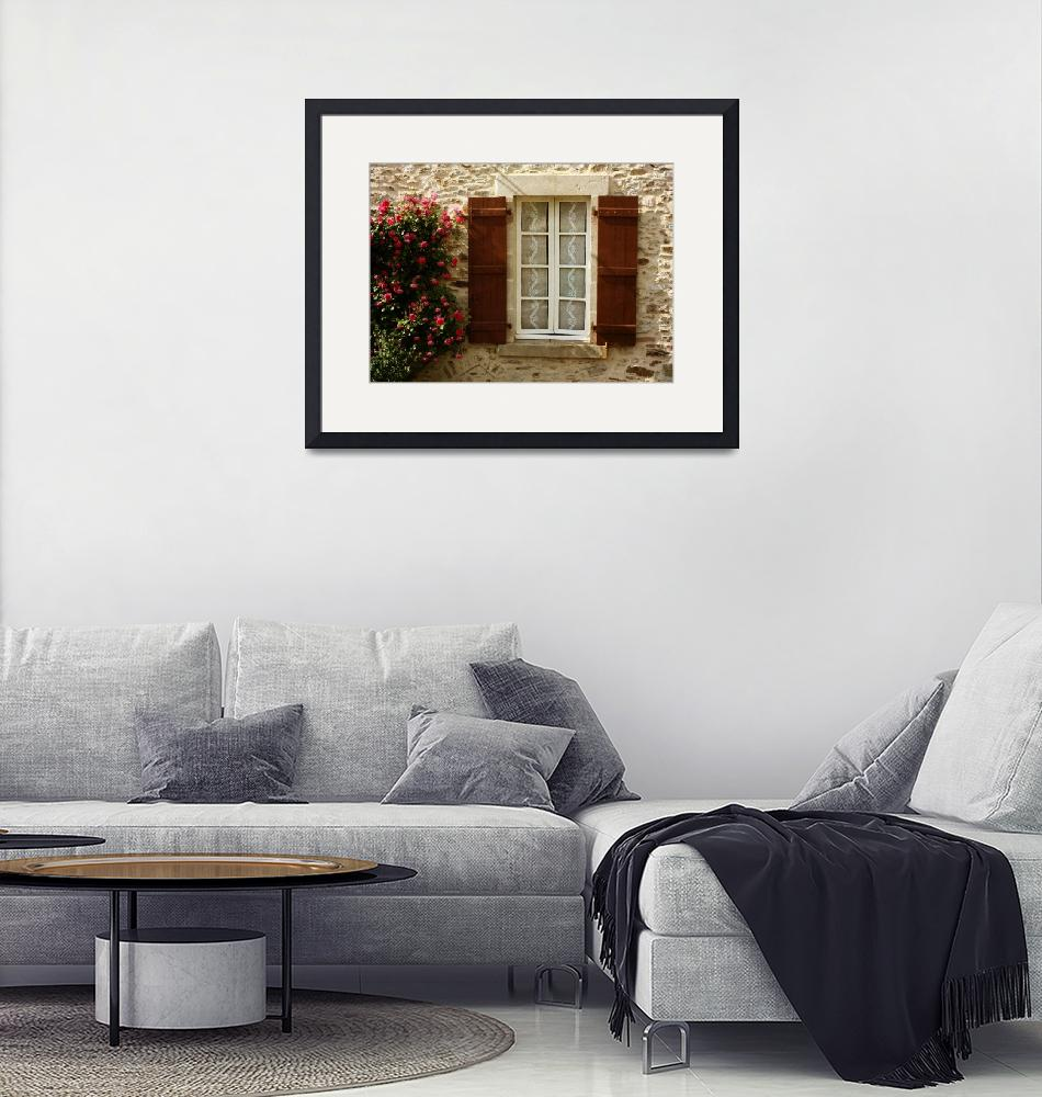 """""""French Window""""  (2011) by floria"""