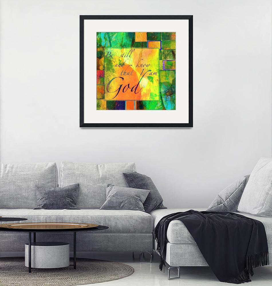 """""""be still color block multi""""  by lizmix"""
