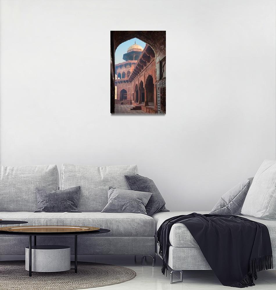 """""""Taj Mahal Jawab""""  (2013) by Inge-Johnsson"""