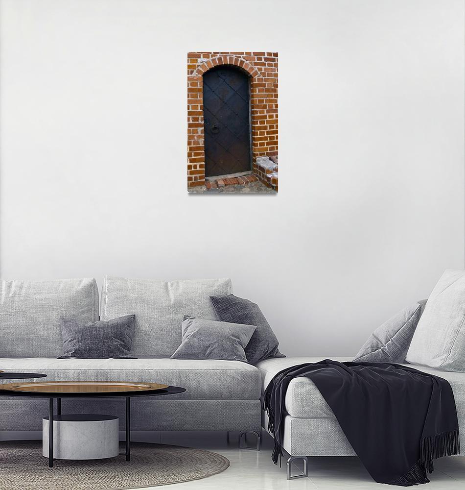 """""""Door6""""  (2016) by janesprints"""