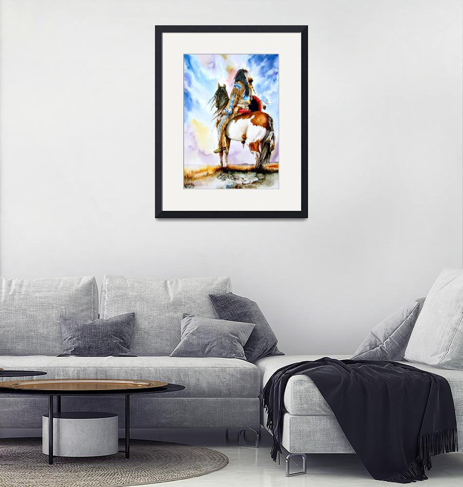 """""""Into The Promised Land"""" (2008) by MightyFineArt"""