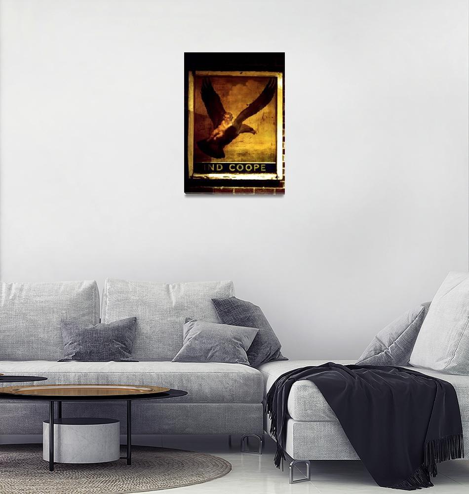 """The Bird and Baby"" (2007) by MichelleLambert"