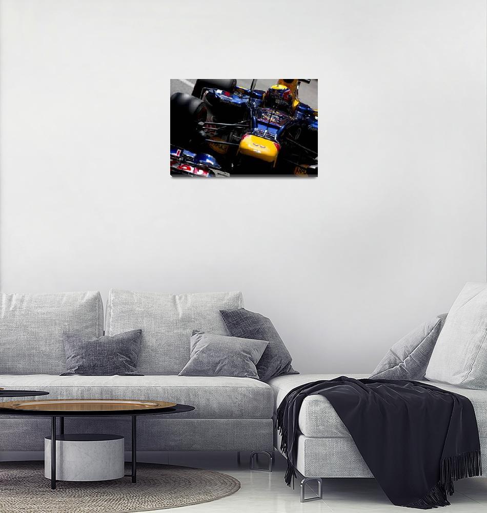 """""""Monaco GP 2012 Close Up""""  by roadandtrackphotos"""