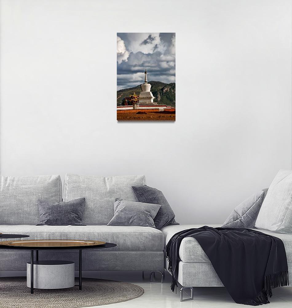 """Lama Tower""  (2008) by markamy"