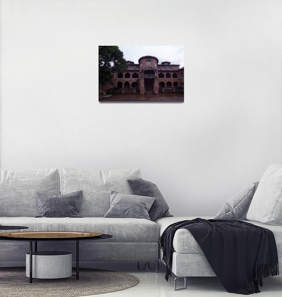 """""""Foumban Palace and Museum of Bamum Art""""  by jaredjared"""