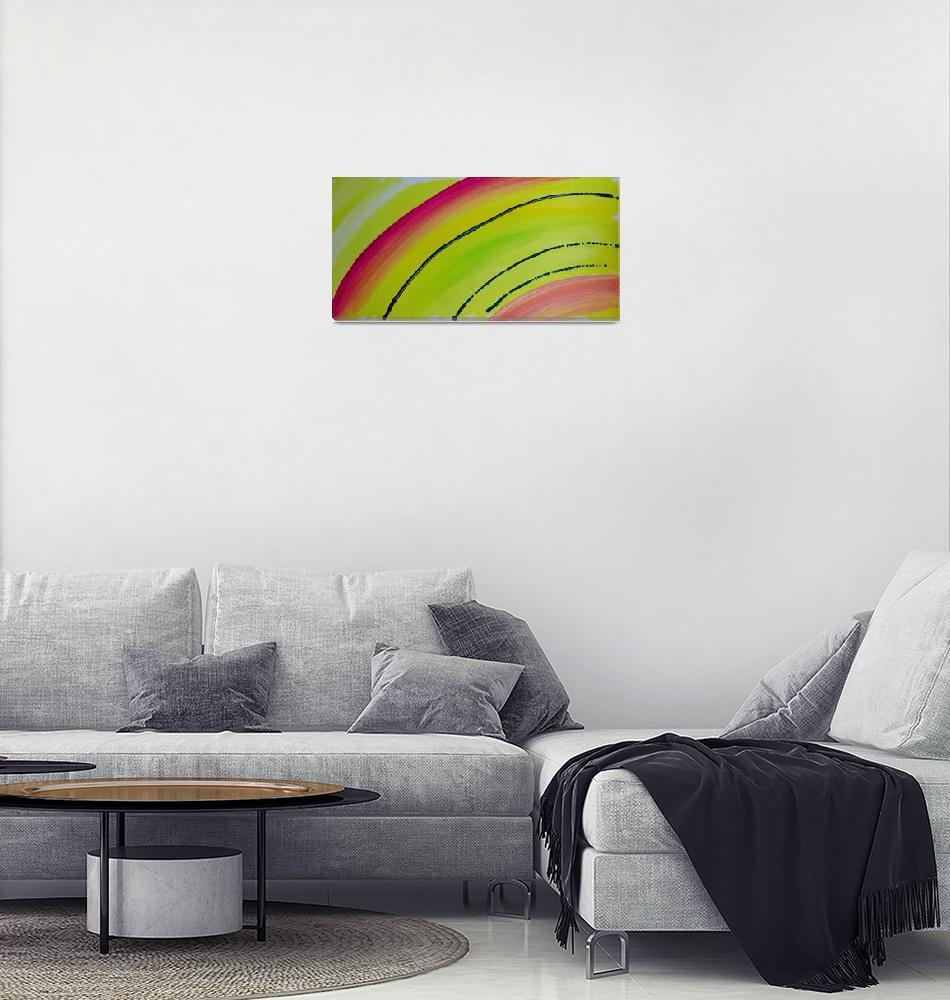 """""""The Rings of Saturn""""  (2013) by SilviaPasedag"""