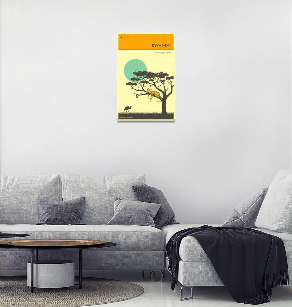 """""""Rwanda""""  by JazzberryBlue"""