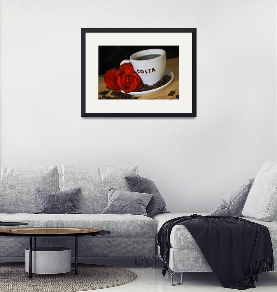 """""""Coffee Love""""  (2012) by Tracy2912"""
