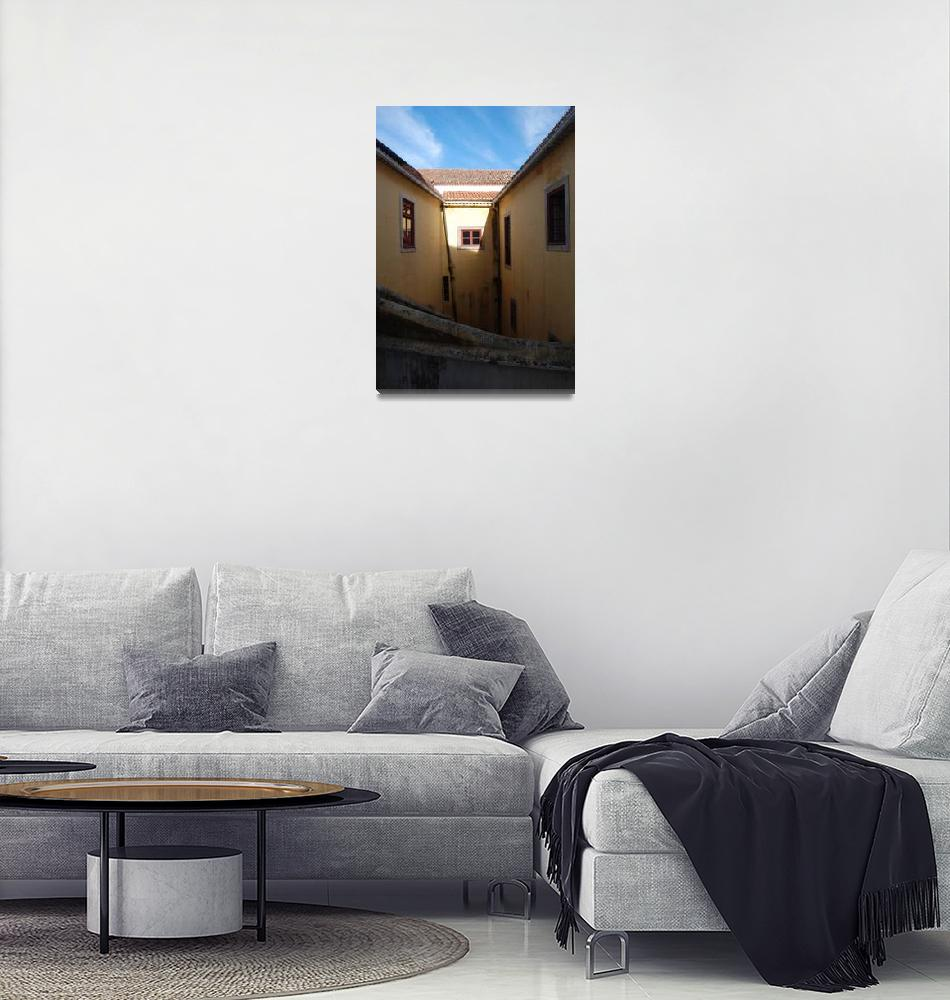 """passageway Sintra""  by ArcherKelly"