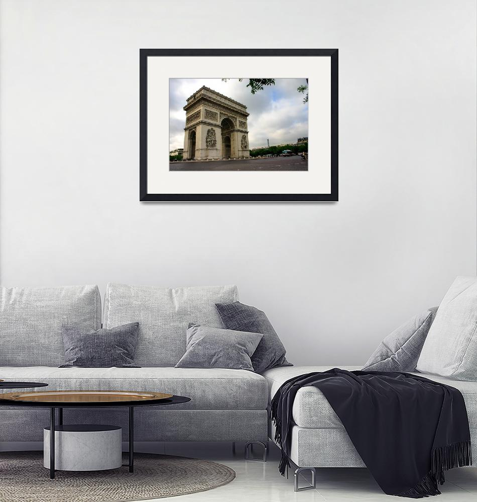 """Arc de Triomphe""  (2006) by mrosley"