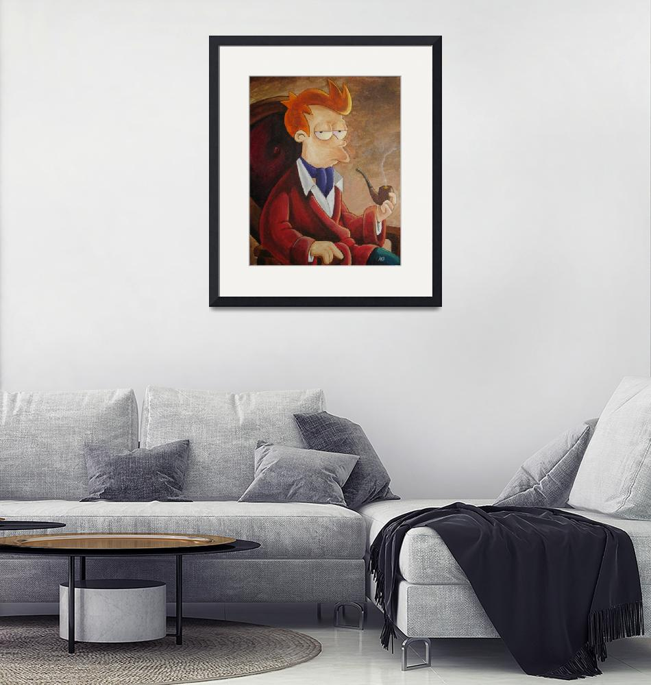 """""""Philip J. Fry""""  (2011) by mousersix"""
