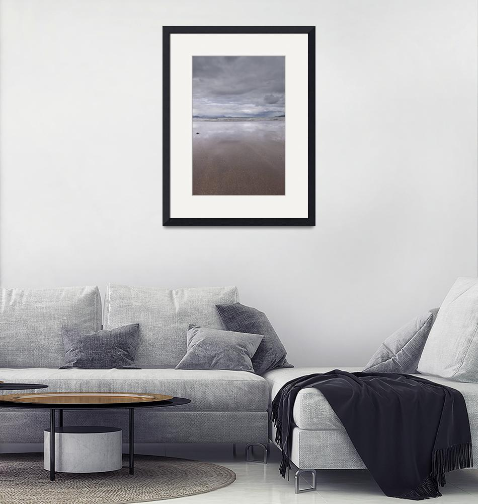 """""""Inch Beach and Dingle Bay""""  (2014) by MichaelStephenWills"""