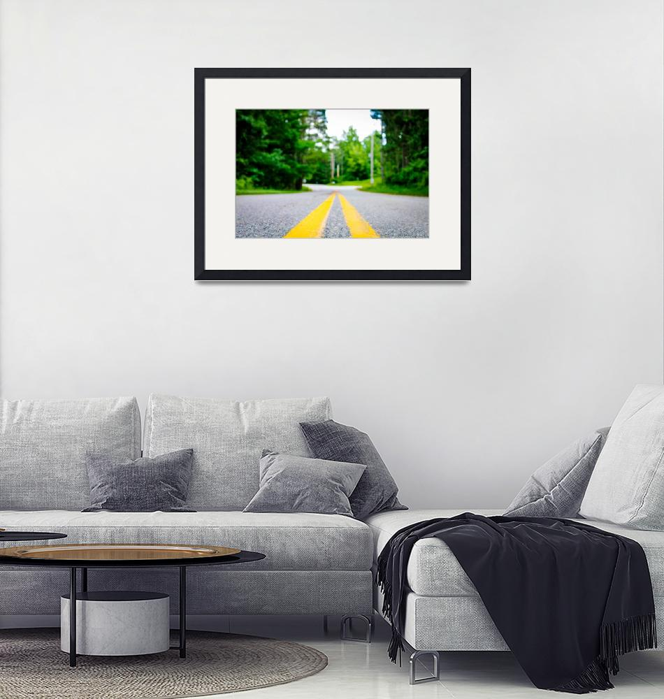 """""""The road""""  (2015) by ctgilbertPhoto"""