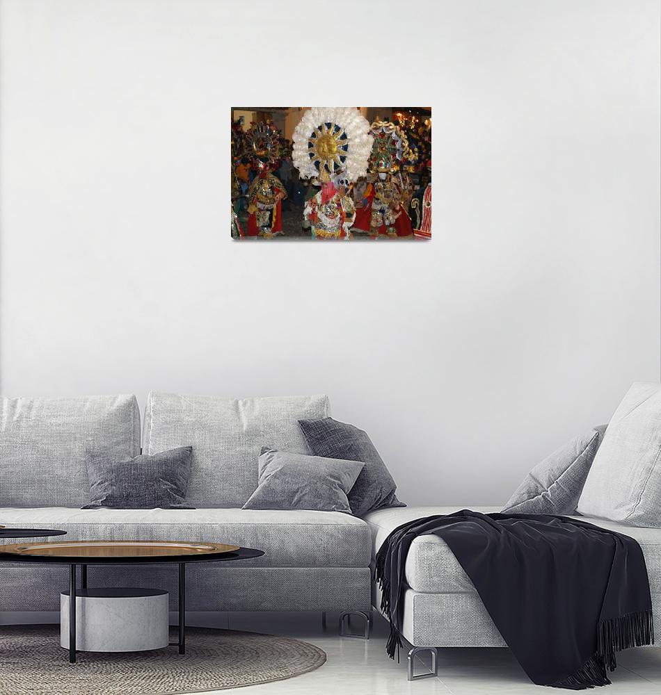 """""""Mayan Sun Dancer in Guatemala""""  (2007) by Mayan-Trip"""