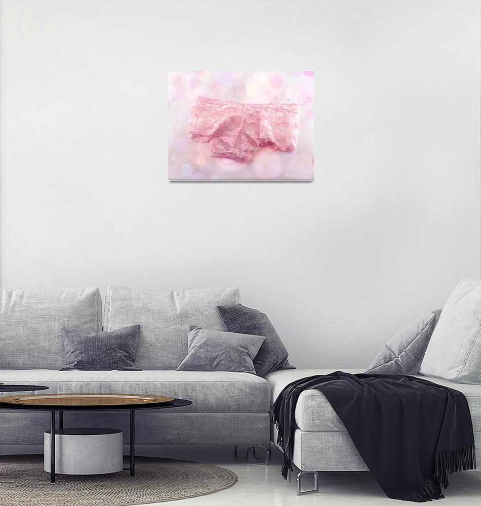 """""""Pink Knickers""""  (2009) by IceCat"""