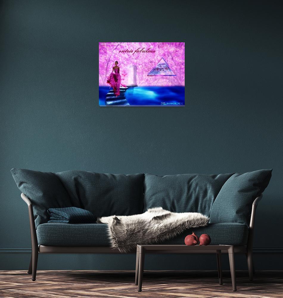 """Fabulous Entrance""  (2012) by surrealpete"