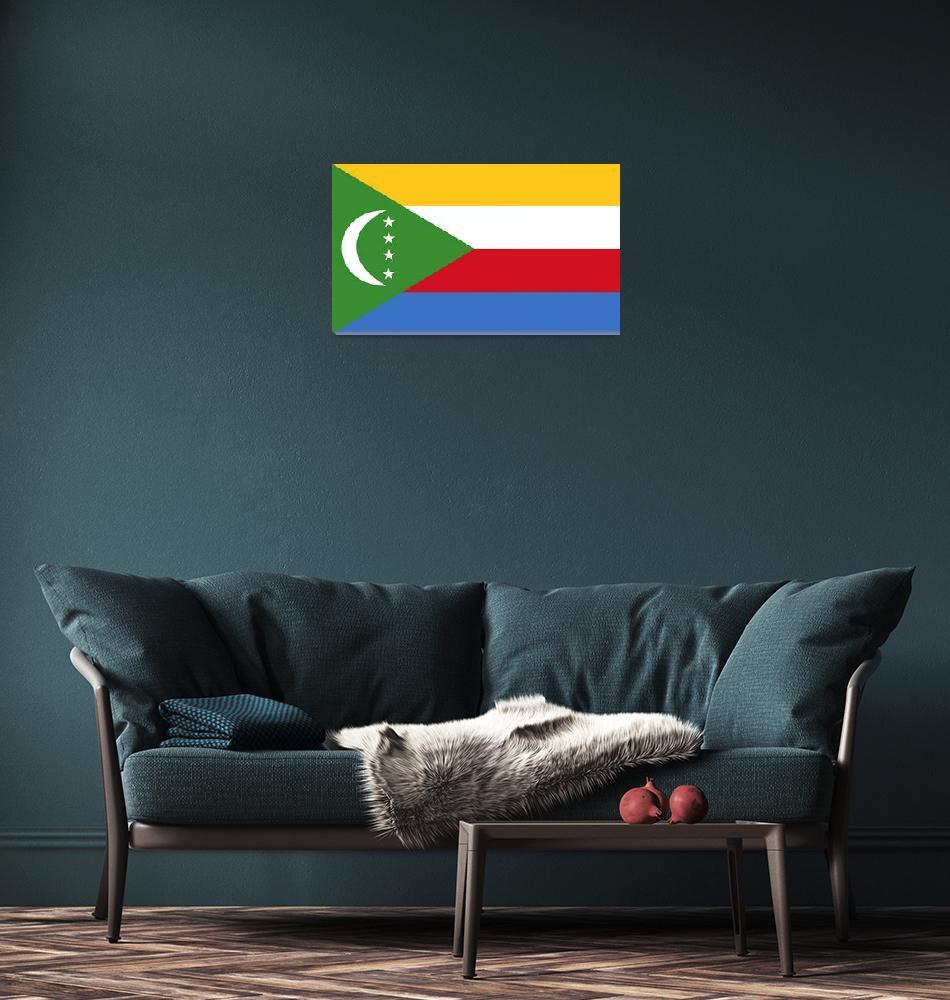 """Comoros""  by tony4urban"