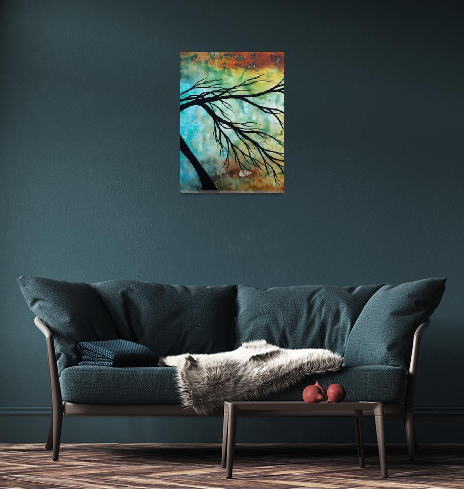 """""breathless 2"" Original Painting""  by meganduncanson"