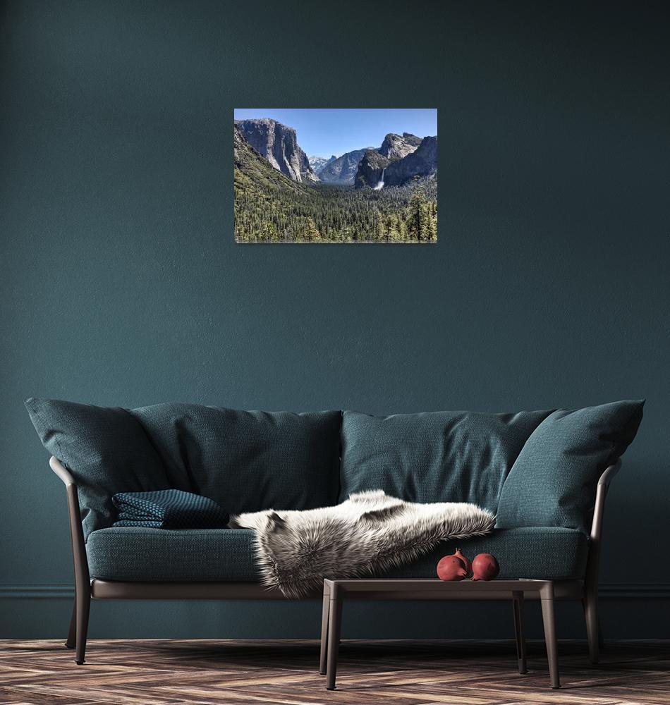 """This is Yosemite""  (2011) by BeautifullyScene"