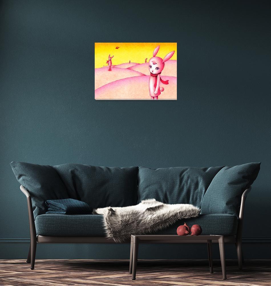 """Animal picture - Rabbit"