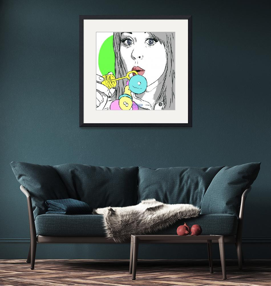 """""""Teenage Dream""""  (2009) by megalupin"""