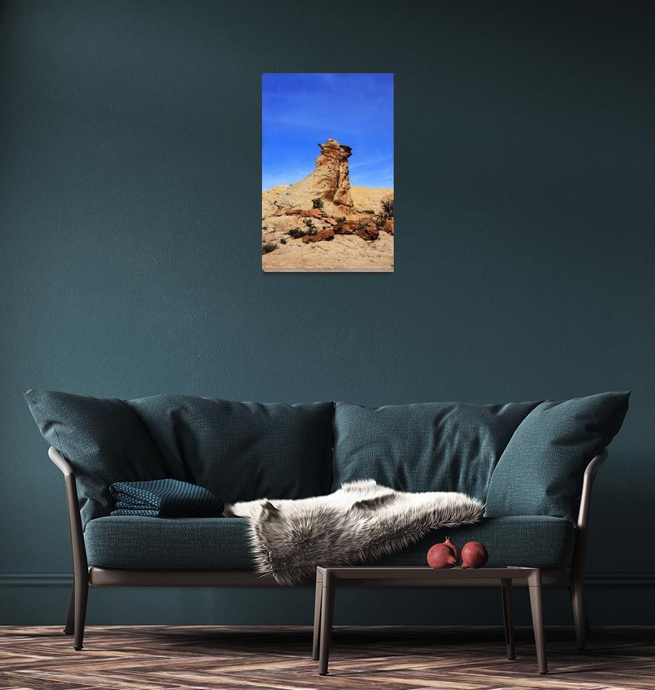 """San Rafael Swell""  by CanyonlandsPhotography"