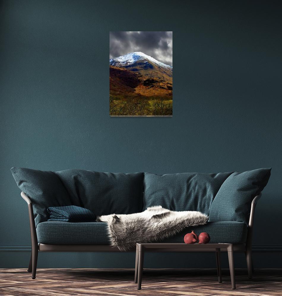 """""""Storm Nevis""""  (2006) by kenart"""