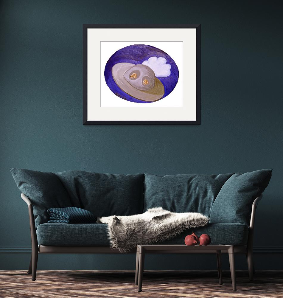 """""""Saucer Dogs""""  by Rudy"""