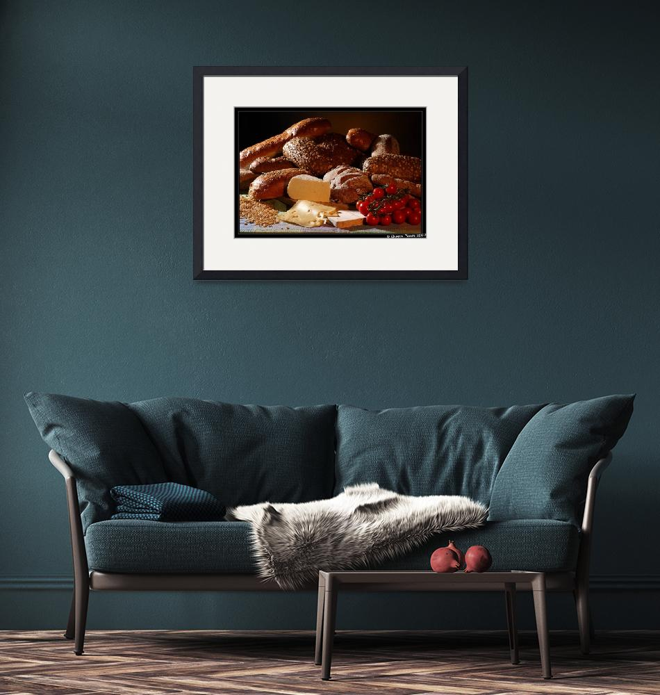 """""""Food - Bread""""  (2007) by sharonphoto"""