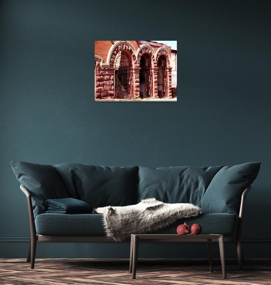 """""""Jerome Arches""""  (2008) by rayjacque"""