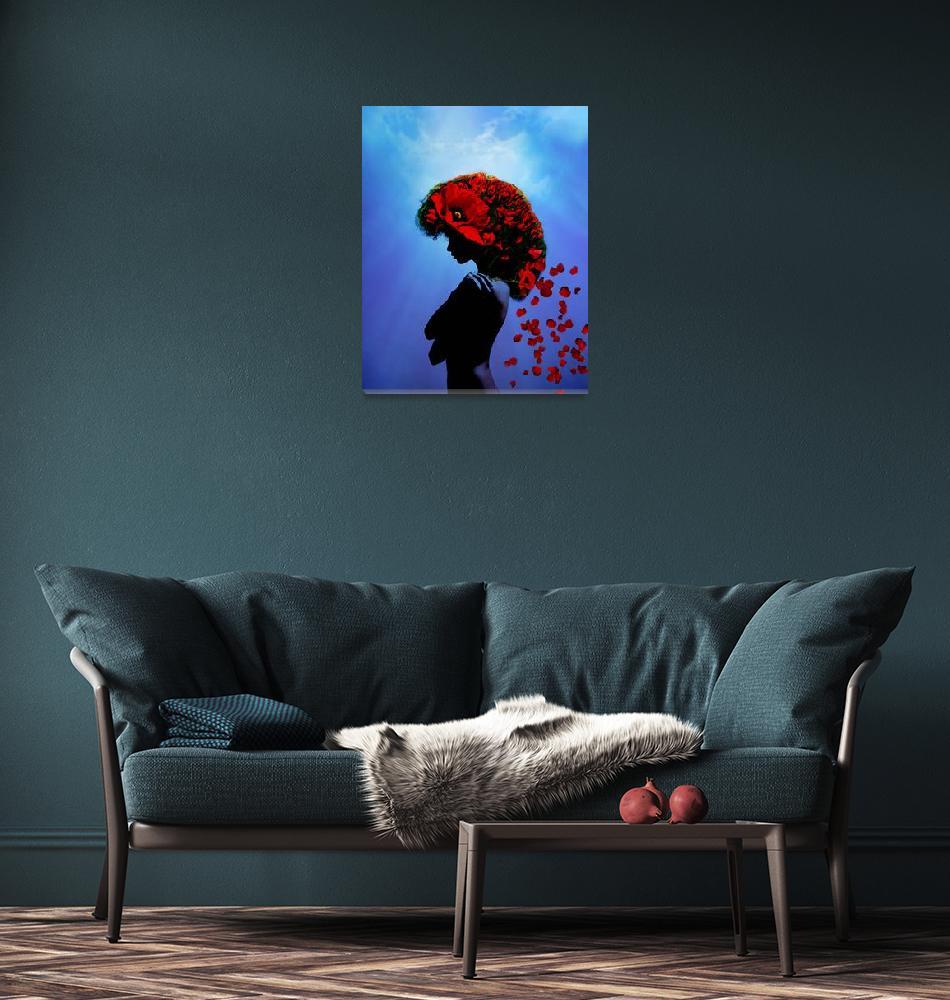 """poppy girl""  by Art_by_Lilia"