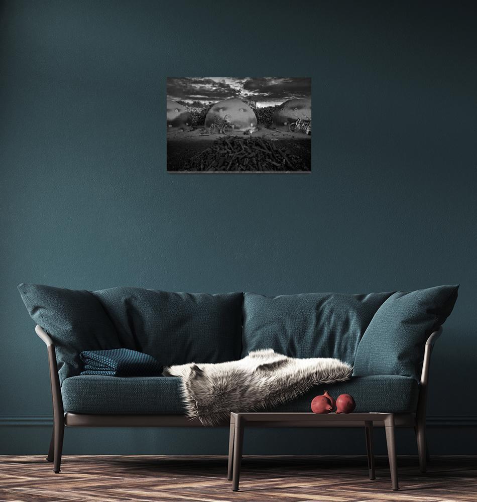 """Charcoal works Brazil_it2083""  by brazilphotos"